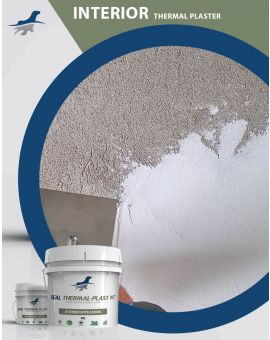 Seal Thermal-Plast NT - Interior Thermal Insulation Plaster