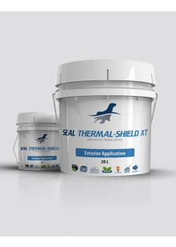 Thermal-Shield XT - Exterior Wall Thermal Coating / Paint