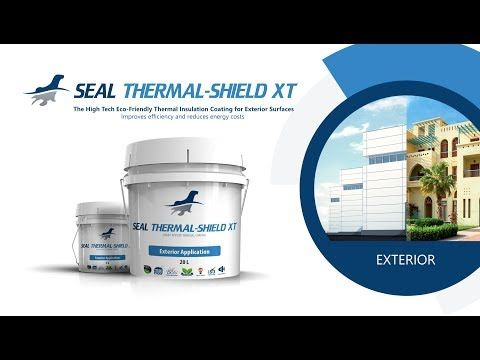 Thermal-Shield XT - (Exterior) Thermal Insulation Coatings / Paint