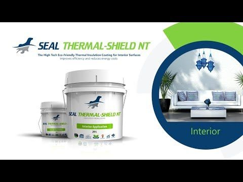 Seal Thermal-Shield NT - (Interior) Thermal Insulation Coatings / Paint