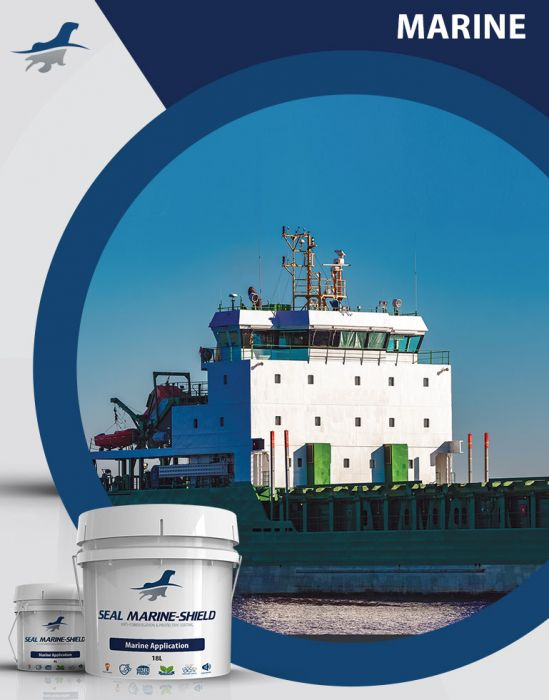 Marine-Shield - Thermal Insulation Protective Coating / Paint