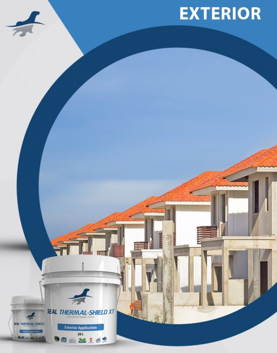 Thermal-Shield XT - (Exterior) Thermal Insulation Coatings