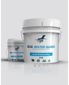 Seal Water Guard - Acrylic Elastomeric Waterproofing