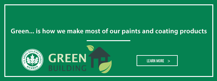 Green building thermal insulation paint and coatings
