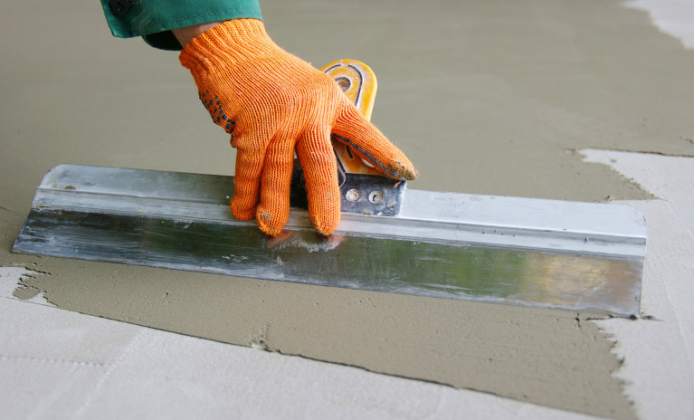 acrylic cementitious waterproofing on tiles